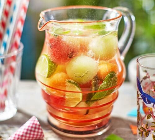Summer time Pimms