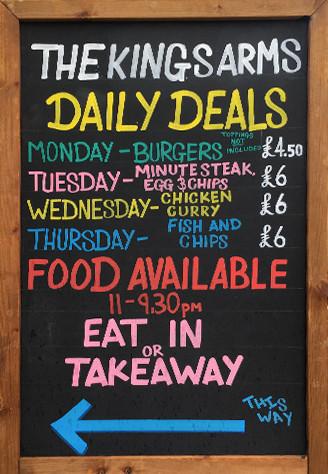 Thursday Daily Deal