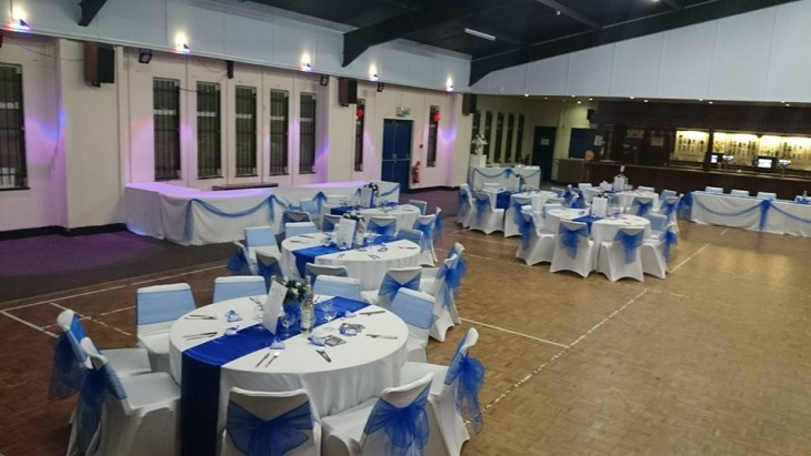 Free Hall Hire for January to April