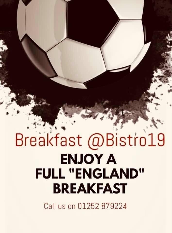 Full England Breakfast