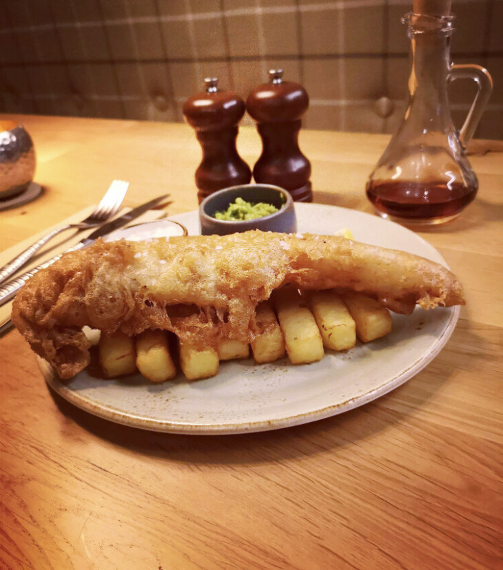 Fish N' Chip Wednesday