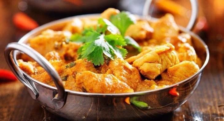 Curry Night Thursday