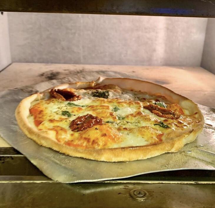 Takeaway Pizzas