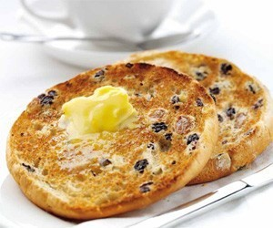 Morning Madness - FREE Toasted Teacake