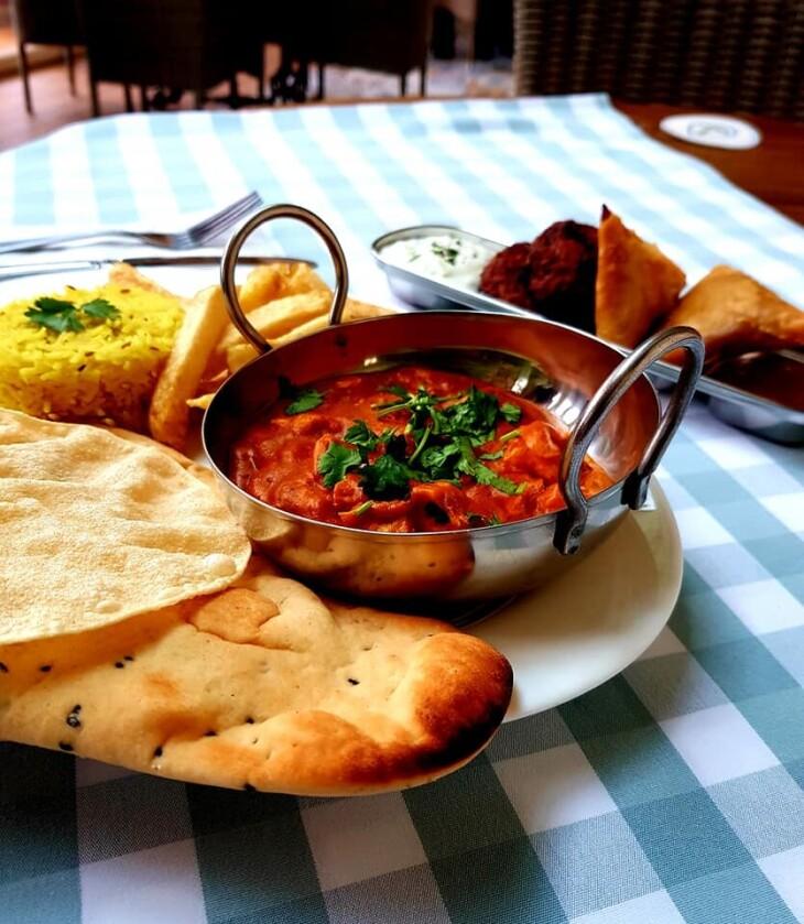 Wednesday Curry Night