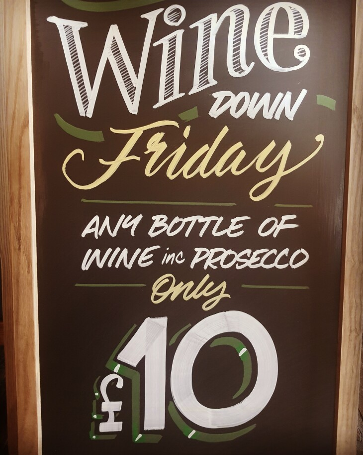 Wine Down Friday