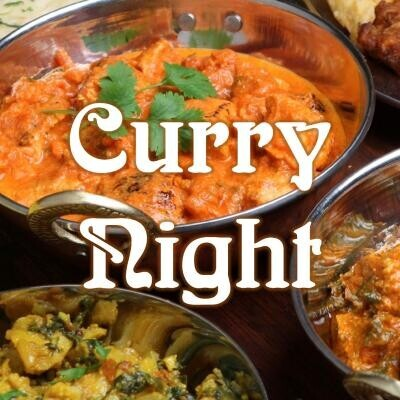 Curry Night!