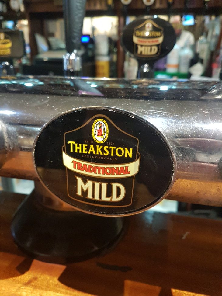 New Beer - Theakston Mild