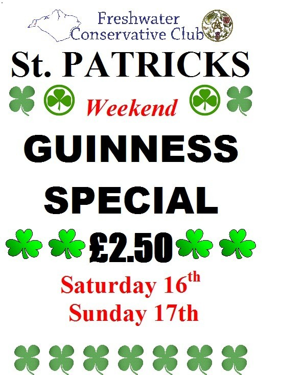 Guinness Weekend Special