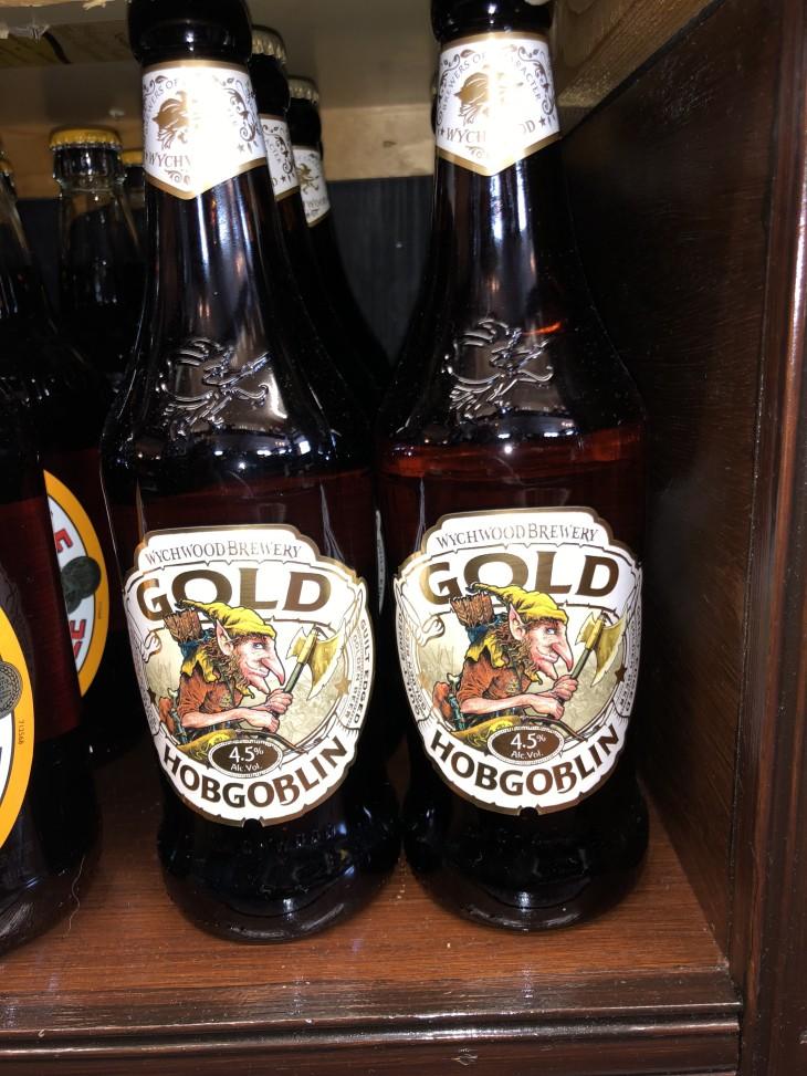 2 x Gold Hobgoblin's £5