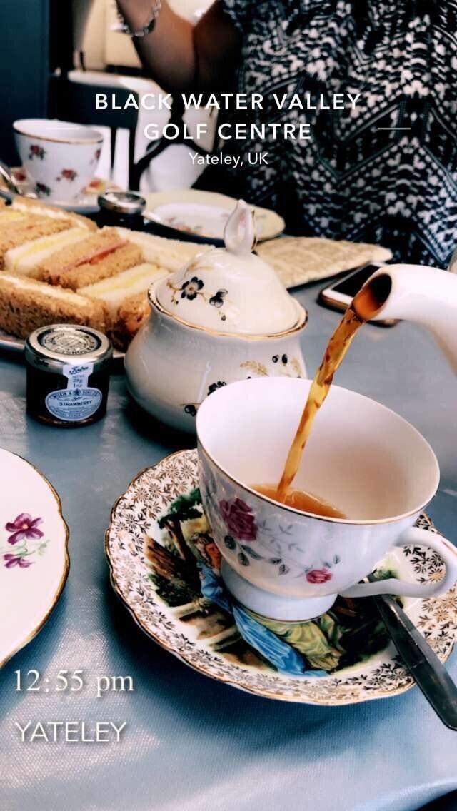 Afteroon Tea
