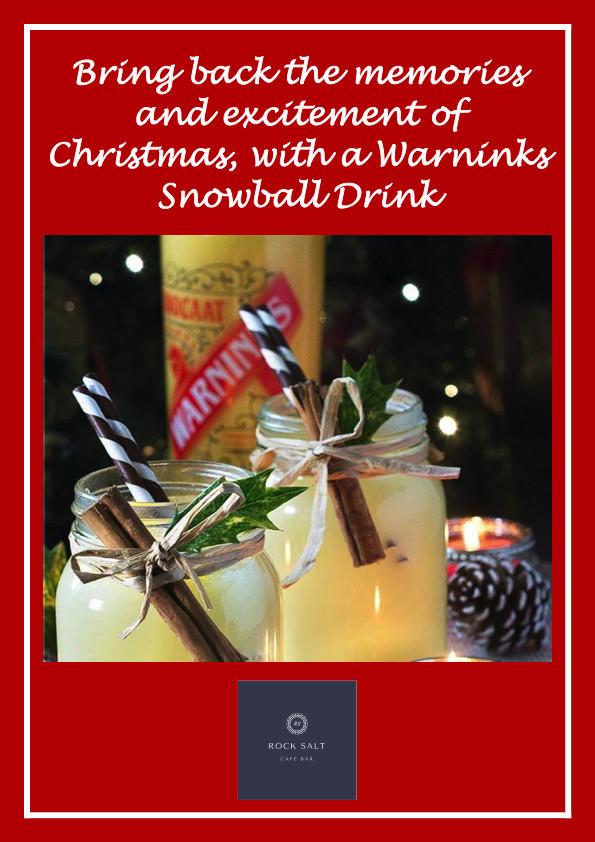 Warninks Snowball Drink