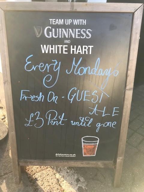 Guest Ale Promo