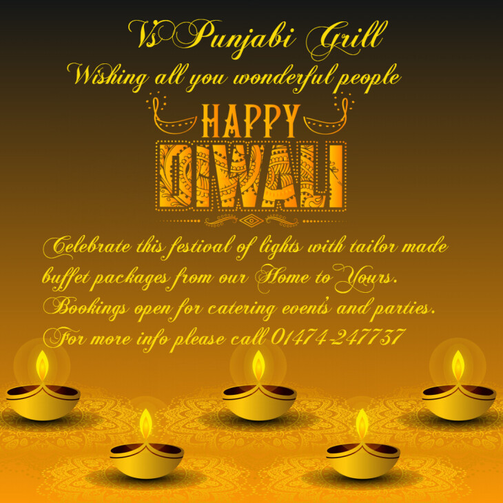 Diwali Catering Parties