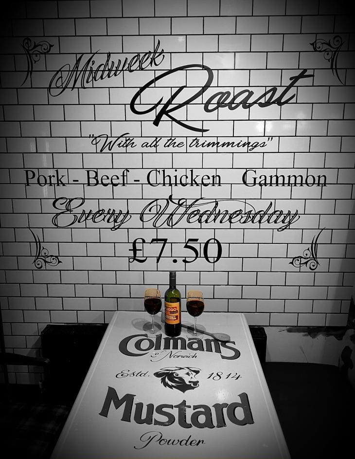 Midweek Roast - 2 for £10