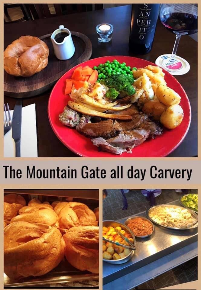 Carvery at The Mountain Gate
