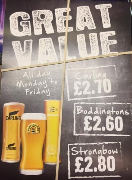 Great Value Pints