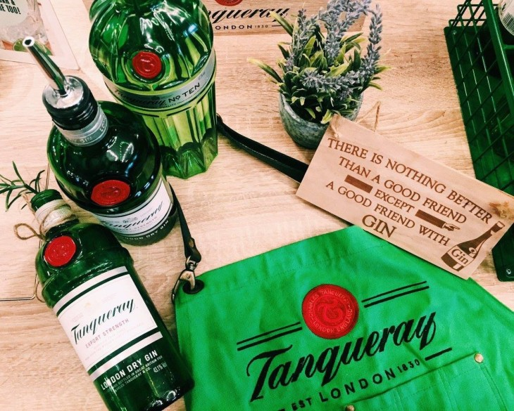 Tanqueray Trolly
