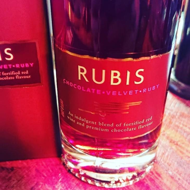Rubis Premium Chocolate Wine