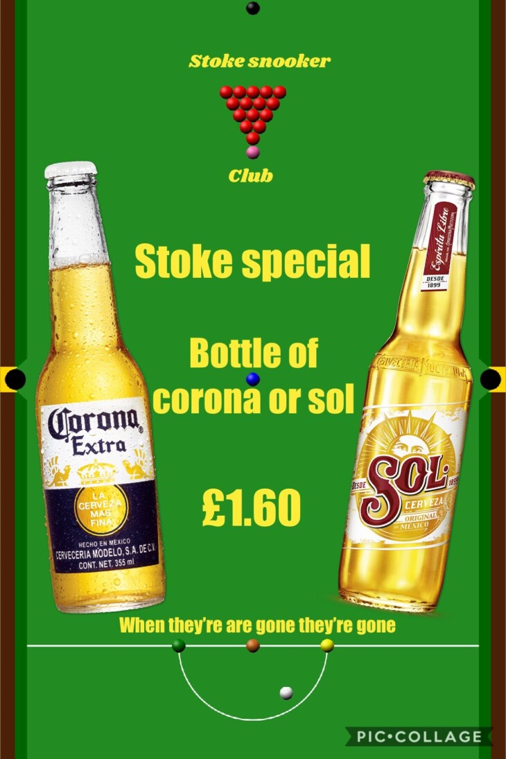 Stoke special