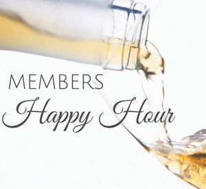 Extended Happy Hour Members prices