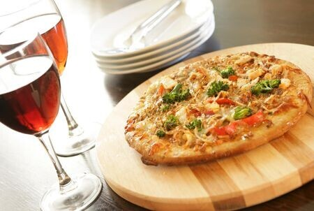 Pizza and Wine Tuesdays - Only £20