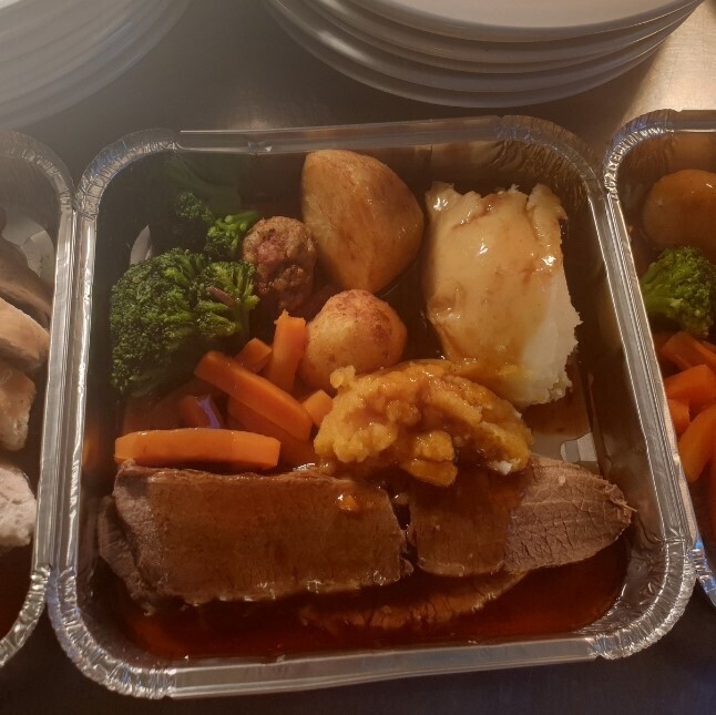 Sunday Lunch Takeaway