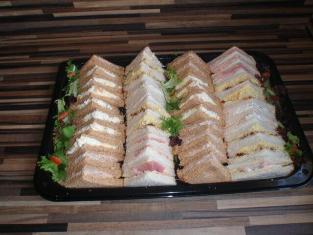 Free Party Sandwich Platter