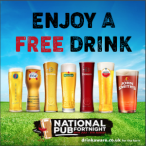 National Pub Fortnight