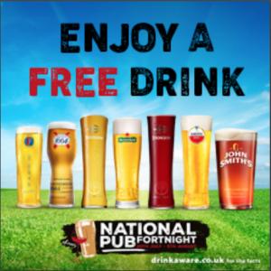 National Pub Fortnight