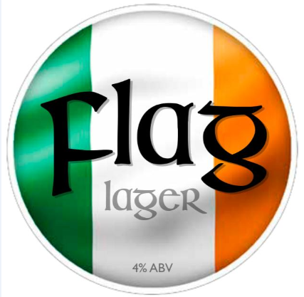 Special Offer £1.50 Flag Lager