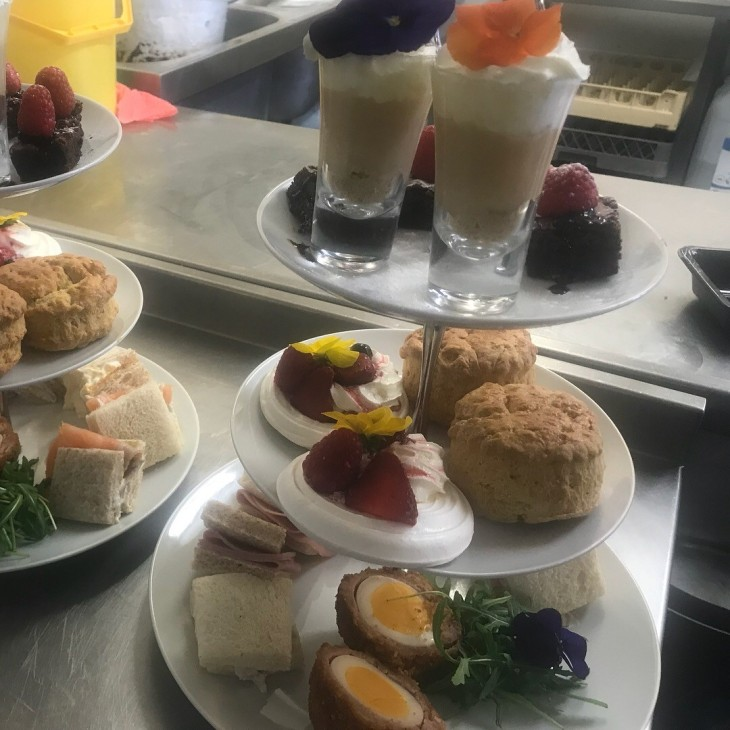Afternoon tea Competition
