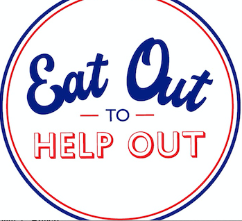 Eat Out to Help Out Discount Menu