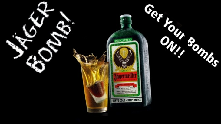 JagerBombs 5-4-£10