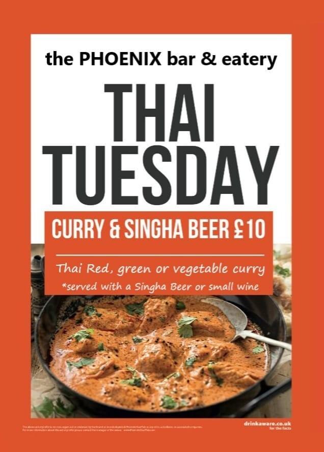Thai Tuesday
