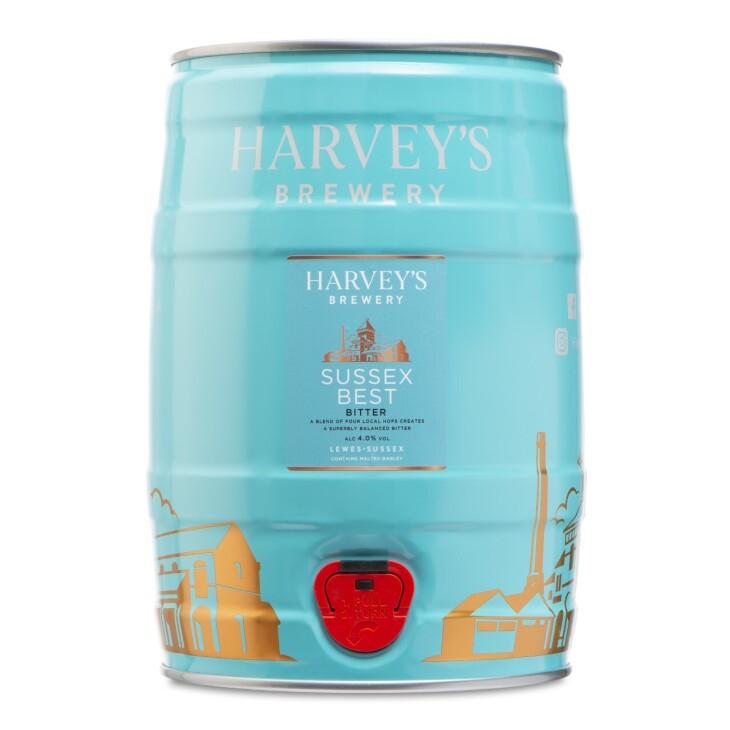 Christmas gift - Harveys mini keg!!