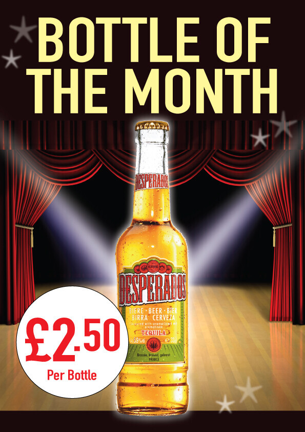 Bottle of the Month