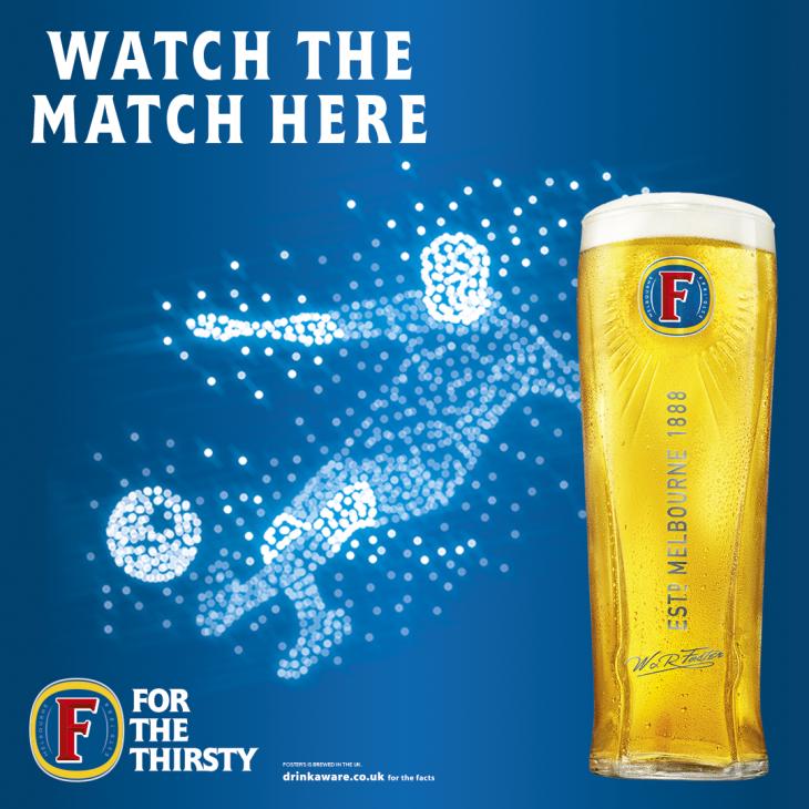 Premiership Pints Offer
