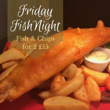 Fish Night Friday