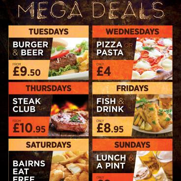 Mega Deals!