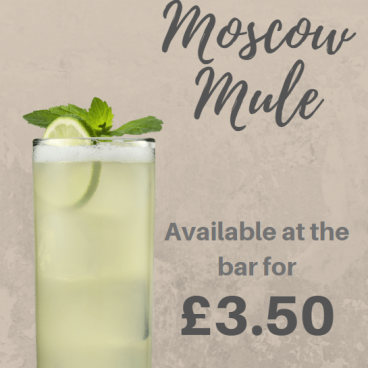 Absolut Moscow Mule