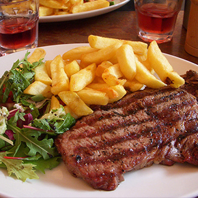 TUESDAY & THURSDAY STEAK NIGHT