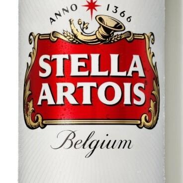 Stella Artois - £2.50 a Pint
