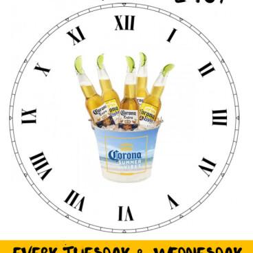 Corona 'Clock