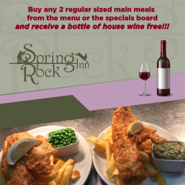 Wine & Dine Deal