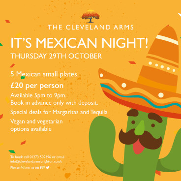 Mexican night!!