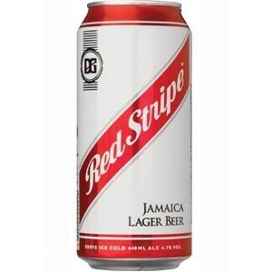 Red Stripe - £2.50 a Pint