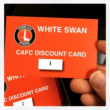 CAFC DISCOUNT CARD
