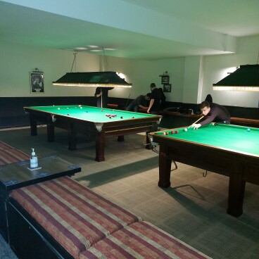 Discounted Snooker for Members