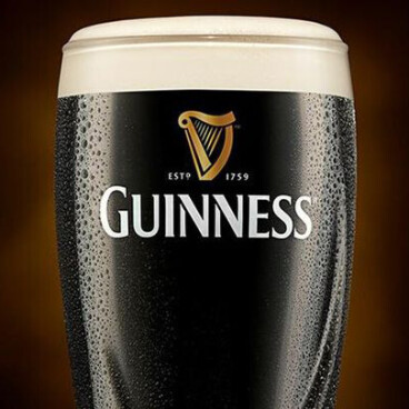 Guinness now on tap